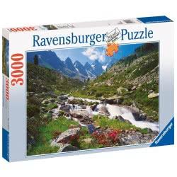 Ravensburger Παζλ 3000Τεμάχια Αυστρία Τιρόλο 05-17029 4005556170296