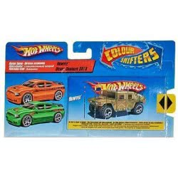 Mattel HW COLOUR SHIFTERS ΣΕΤ ΤΩΝ 2 M4439 DI09PL 027084670981