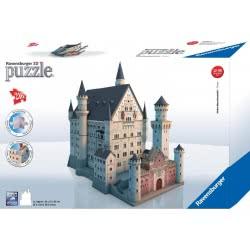 Ravensburger Παζλ 3D Maxi Κάστρο Neuschwanstein 05-12573 4005556125739