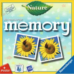 Ravensburger MEMORY ΦΥΣΗ 05-26633 4005556266333