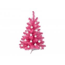 Christakopoulos Χριστουγεννιάτικο Δέντρο 50Εκ Φούξια 98194-3 6000537850226