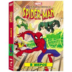 feelgood DVD Spectacular Spider-Man VOL.2 0007407 5205969006994