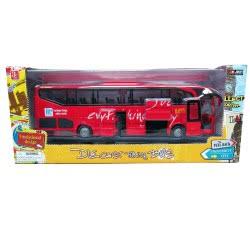 Toys-shop D.I Friction Λεωφορείο Με Ήχο Και Φως JC033637 5262088336371