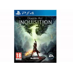 EA GAMES PS4 Dragon Age Inquisition 5030938111351 5030938111351
