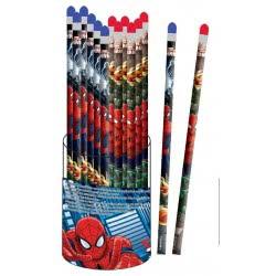 GIM Μολύβια Spiderman Ultimate 2 Σχέδια 337-62600 5204549082540