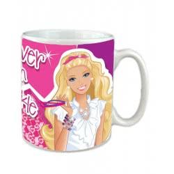 GIM Κούπα Κεραμική Barbie Sparkling 571-10102 5204549072862