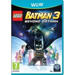 Warner WII U LEGO BATMAN 3: BEYOND GOTHAM 5051892183000 5051892183000