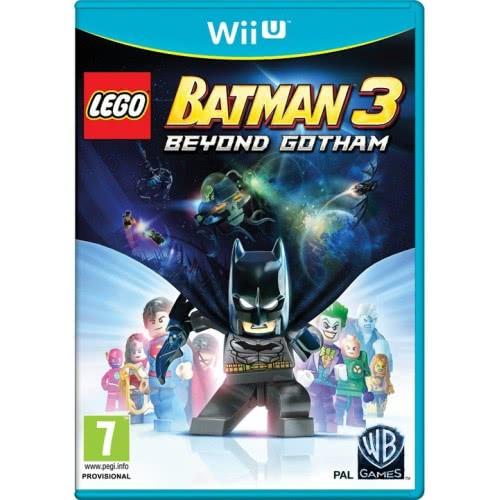 Warner Wii U Lego Batman 3: Beyond Gotham 5051892183000 5051892183000