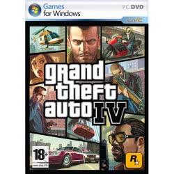ROCKSTAR GAMES PC GTA IV Grand Theft Auto IV 5026555053907 5026555053907