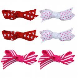 Pink Poppy Τσιμπιδάκι Ριγέ / Πουά / Καρδιά 0091831 HCG-479 9321268078978