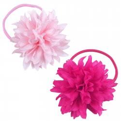 Pink Poppy Λαστιχάκι Αληθινό Λουλούδι 0804531 SBT-521 9321268087581
