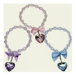 Pink Poppy Βραχιόλι Κρυστάλλινη Καρδιά 0073385 BCT-2030 9321268062113