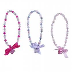 Pink Poppy Κολιέ Πριγκίπισσα 0077514 NCF-385 9321268070941