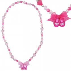 Pink Poppy Κολιέ Πουεντ Μπαλέτου 0073453 NCG-462 9321268074390