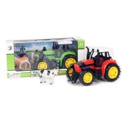 Toys-shop D.I Friction Αγροτικό Τρακτερ με ζωάκια JA056036 5262088560363