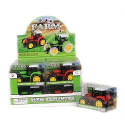 Toys-shop D.I Friction μικρά Τρακτερ JA056052 5262088560523