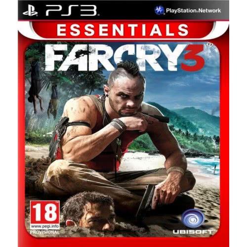 UBISOFT PS3 Far Cry 3 Essentials 3307215772089 3307215772089