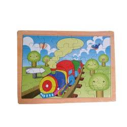 Toys-shop D.I ΠΑΖΛ ΤΡΕΝΑΚΙ Puzzle JK061604 5262088616046
