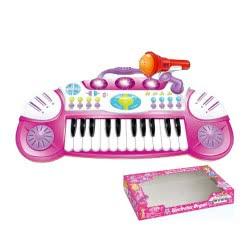 Toys-shop D.I ΑΡΜΟΝΙΟ ΜΕ ΜΙΚΡΟΦΩΝΟ ΚΑΙ ΗΧΟΥΣ Electronic Organ JM023291 5262088232918