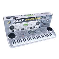 Toys-shop D.I Ηλεκτρονικό Αρμόνιο Με 54 Πλήκτρα S407 JM023490 5262088234905
