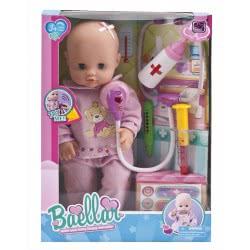 Toys-shop D.I Baellar Κούκλα Μωρό 40Εκ. Με Διάφορα Αξεσουάρ JO049371 5262088493715