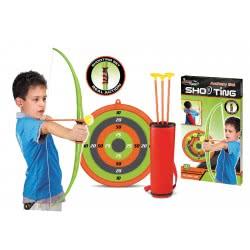 Toys-shop D.I Kingsport Toys Στόχος Με Τόξο JS043732 5262088437320