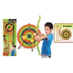 Toys-shop D.I Kingsport Toys Στόχος Με Τόξο JS043734 5262088437344