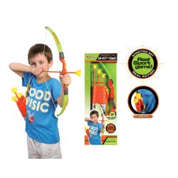 Toys-shop D.I Kingsport Toys Bow And Arrow JS043736 5262088437368
