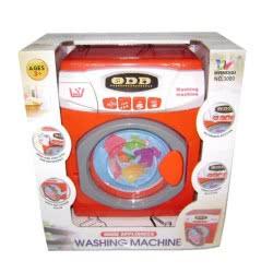 Toys-shop D.I ΠΛΥΝΤΗΡΙΟ ΡΟΥΧΩΝ ΜΠΑΤΑΡΙΑΣ Washing Machine JU029445 5262088294459