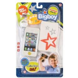Toys-shop D.I Παιδικό Κινητό Με Θήκη Και Μπρελόκ JX023363 5262088233632