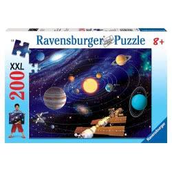 Ravensburger Παζλ 200Τεμ. XXL Ηλιακό Σύστημα 12796 4005556127962
