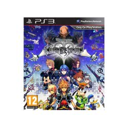 SONY PS3 Kingdom Hearts HD 2.5 Remix 5021290064621 5021290064621