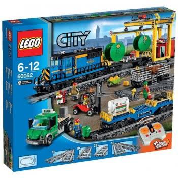 LEGO City Trains Φορτηγό Τρένο 60052 5702015119337
