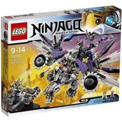 LEGO Ninjago 70725 Nindroid Mechdragon 70725 5702015121125