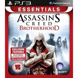 UBISOFT PS3 Assassin`S Creed - Brotherhood Essentials 3307215659267 3307215659267