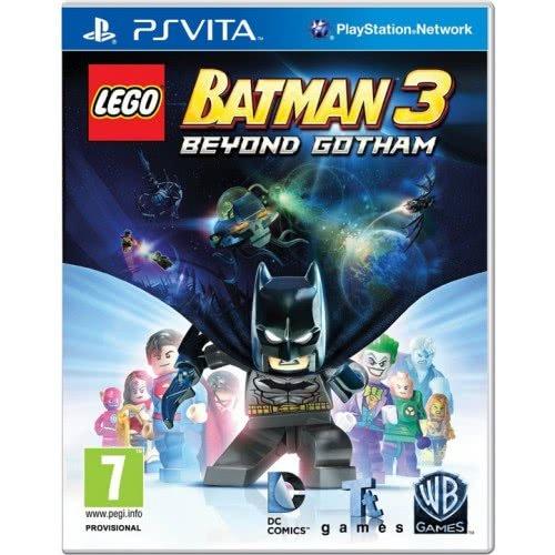 Warner PSV LEGO BATMAN 3: BEYOND GOTHAM 5051892182324 5051892182324