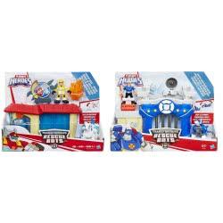 Hasbro Transformers Rescue Bots Rescue Adventure B4963 5010994931636