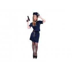fun world Αποκριάτικη Στολή Αστυνομικίνα 5015 5212007511297