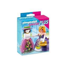 Playmobil Πριγκίπισσα Με Κρινολίνο 4781 4008789047816