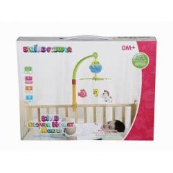 Toys-shop D.I Κρεμαστό κρεβατιού με μουσική μπαταρίας Crib Mobile JM027276 6990416272761