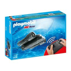 Playmobil Τηλεκατευθυνόμενο Υποβρύχιο Μοτέρ 5536 4008789055361