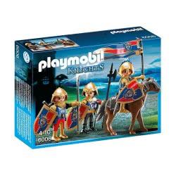 Playmobil Βασιλικοί Λεοντόκαρδοι Ιππότες 6006 4008789060068