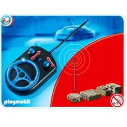 Playmobil RC Σετ Τηλεκατεύθυνσης 4856 4008789048561