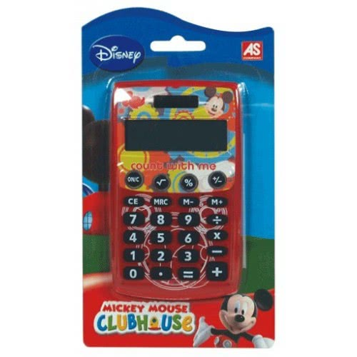 As company Αριθμομηχανή Μικρή Mickey 1820-3315 1820-3319 5203068033194