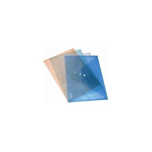 Diakakis imports Φάκελος Κουμπί Α4 Διάφανο 0078836 5205698045004
