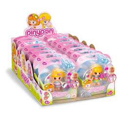 Famosa Pinypon Φιγούρες Sweets Επιτραπέζιο Display 6 Σχέδια 4104-11133 8410779311337
