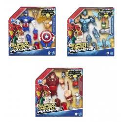 Hasbro SUPER HERO MASHERS AVG BATTLE UPGRADE FIGURE ASST A6833 5010994848484