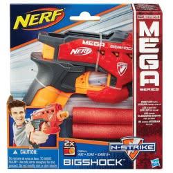 Hasbro Nerf N-Strike Elite Mega Bigshock A9314 5010994848057