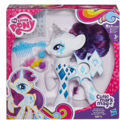 Hasbro MY LITTLE PONY ULTIMATE PONY RARITY B0367 5010994833633