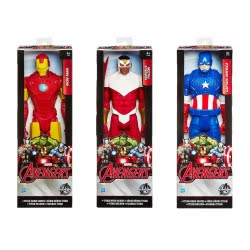 Hasbro Avengers Titan Hero Figure B0434 5010994852368